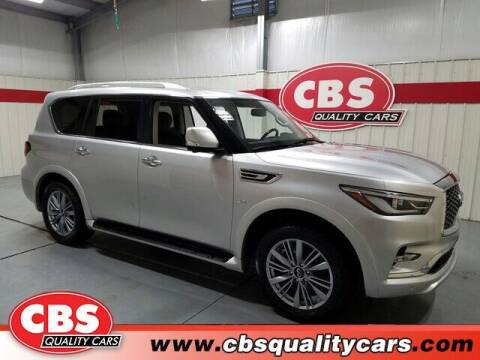 2019 Infiniti QX80 for sale at CBS Quality Cars in Durham NC