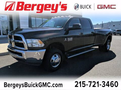 2017 RAM Ram Pickup 3500 for sale at Bergey's Buick GMC in Souderton PA