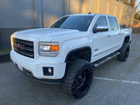 2014 GMC Sierra 1500 for sale at APX Auto Brokers in Lynnwood WA