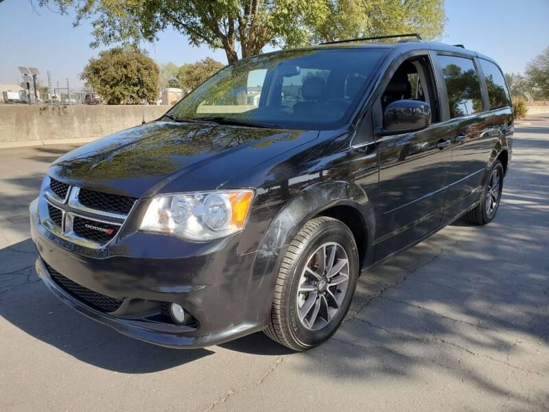 2017 Dodge Grand Caravan for sale at Matador Motors in Sacramento CA