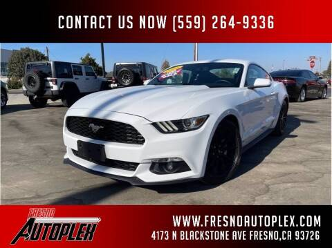 2016 Ford Mustang for sale at Fresno Autoplex in Fresno CA