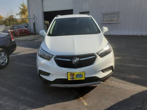 2017 Buick Encore for sale at Carson's Cars in Milwaukee WI