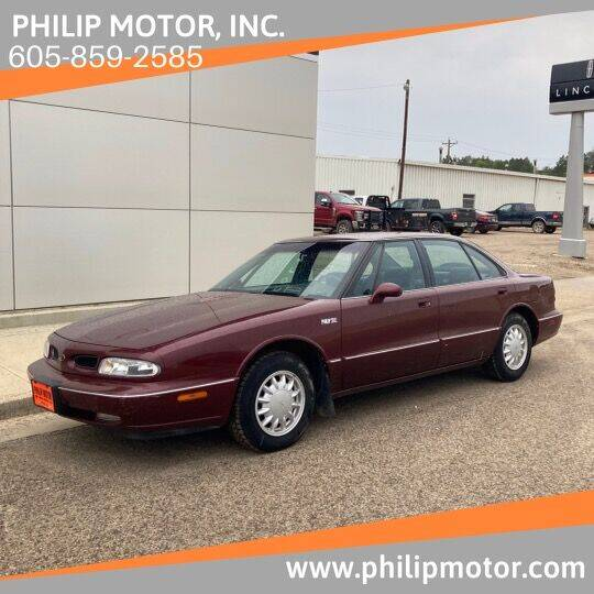 1998 Oldsmobile Eighty-Eight for sale at Philip Motor Inc in Philip SD