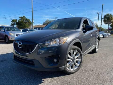 2014 Mazda CX-5 for sale at CHECK  AUTO INC. in Tampa FL
