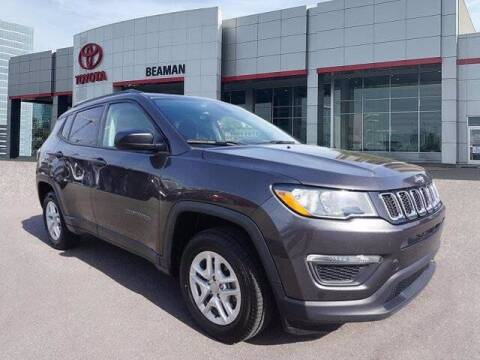 2018 Jeep Compass for sale at BEAMAN TOYOTA in Nashville TN