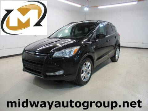 2013 Ford Escape for sale at Midway Auto Group in Addison TX