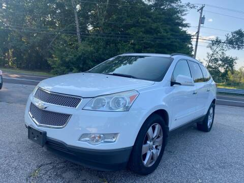 2009 Chevrolet Traverse for sale at Royal Crest Motors in Haverhill MA