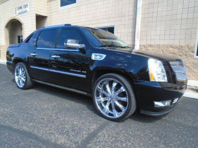 2011 Cadillac Escalade EXT for sale at COPPER STATE MOTORSPORTS in Phoenix AZ