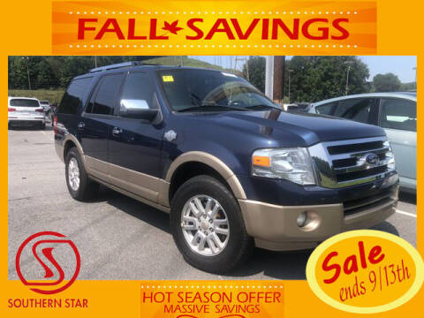 2014 Ford Expedition for sale at Southern Star Automotive, Inc. in Duluth GA