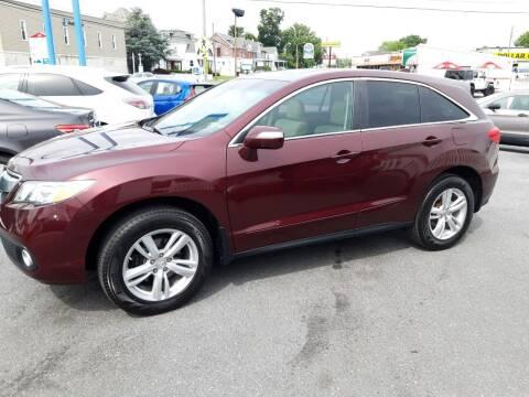 2015 Acura RDX for sale at Automotive Fleet Sales in Lemoyne PA