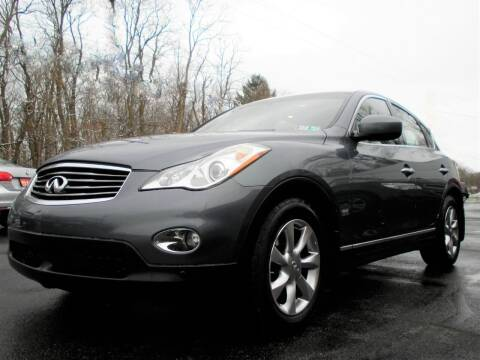 2008 Infiniti EX35 for sale at Auto Brite Auto Sales in Perry OH