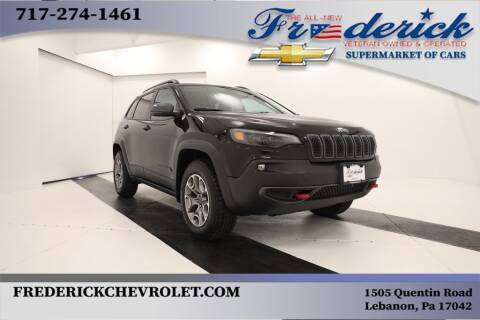2020 Jeep Cherokee for sale at Lancaster Pre-Owned in Lancaster PA