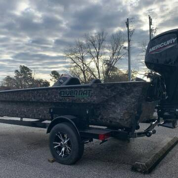 2021 Havoc 1756 River Rat FRRSC for sale at Southside Outdoors in Turbeville SC