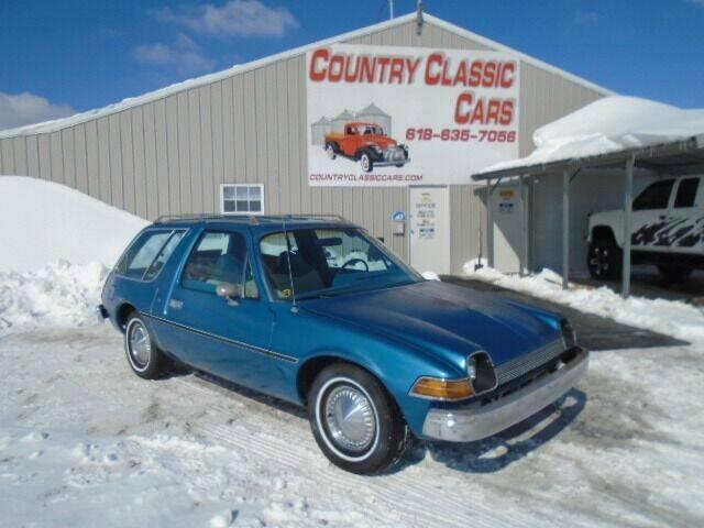 1977 AMC Pacer for sale in Staunton, IL