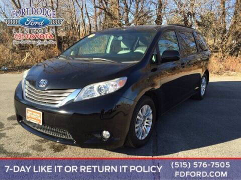 2013 Toyota Sienna for sale at Fort Dodge Ford Lincoln Toyota in Fort Dodge IA