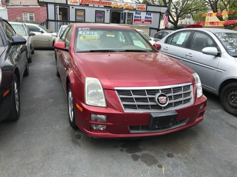 2009 Cadillac STS for sale at Chambers Auto Sales LLC in Trenton NJ