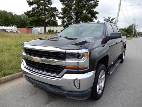 2016 Chevrolet Silverado 1500 for sale at United Traders Inc. in North Little Rock AR