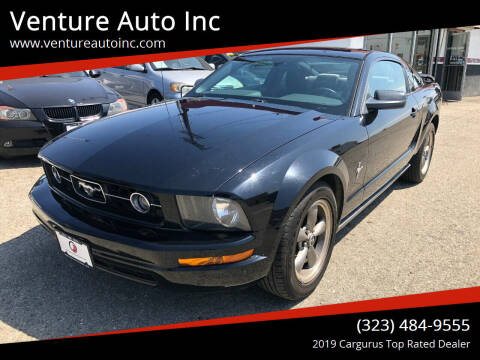2006 Ford Mustang for sale at Venture Auto Inc in South Gate CA