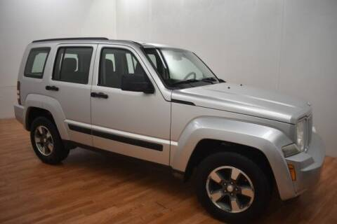 2008 Jeep Liberty for sale at Paris Motors Inc in Grand Rapids MI