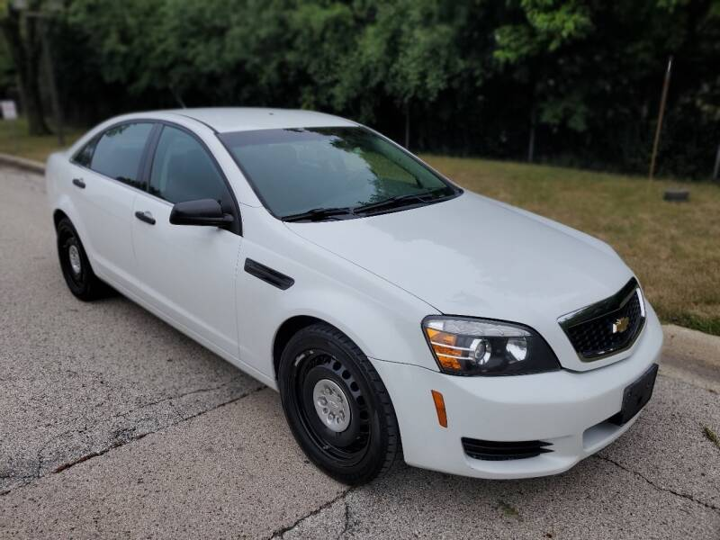2013 Chevrolet Caprice for sale at Future Motors in Addison IL