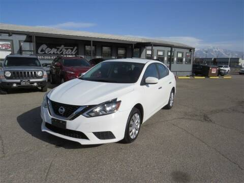 2014 Honda Civic for sale at Central Auto in South Salt Lake UT