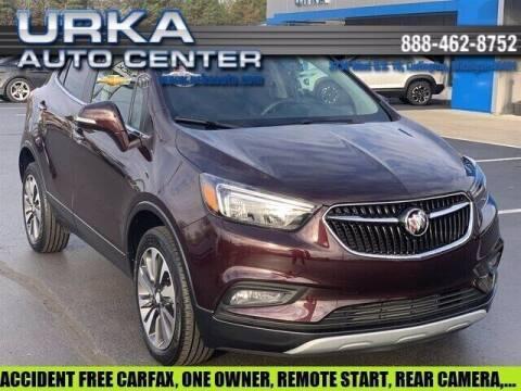 2017 Buick Encore for sale at Urka Auto Center in Ludington MI
