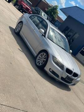2010 BMW 3 Series for sale at D & J's Automotive Sales LLC in Olathe KS