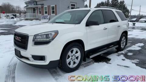 2015 GMC Acadia for sale at RBT Automotive LLC in Perry OH