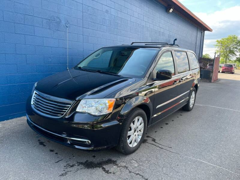 2014 Chrysler Town and Country for sale at Omega Motors in Waterford MI