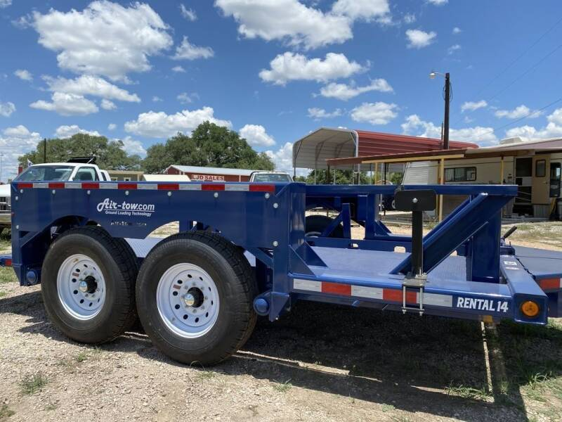2020 AIR TOW - RENTAL-14 - 10K PAYLOAD for sale at LJD Sales in Lampasas TX