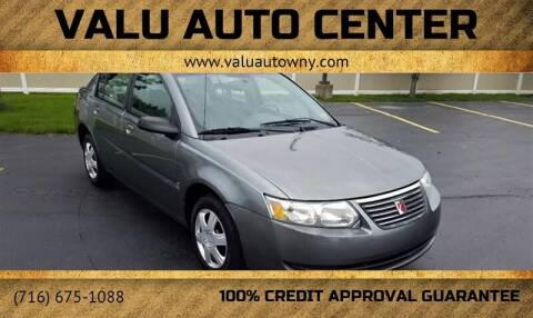 2006 Saturn Ion for sale at Valu Auto Center in West Seneca NY