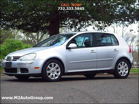 2008 Volkswagen Rabbit for sale at M2 Auto Group Llc. EAST BRUNSWICK in East Brunswick NJ