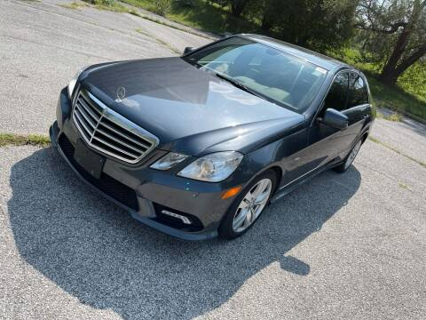 2011 Mercedes-Benz E-Class for sale at Supreme Auto Gallery LLC in Kansas City MO