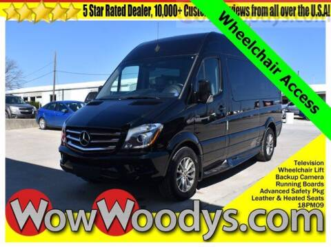 2018 Mercedes-Benz Sprinter Passenger for sale at WOODY'S AUTOMOTIVE GROUP in Chillicothe MO