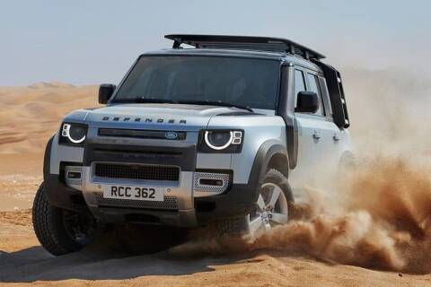 2020 Land Rover Defender for sale at XS Leasing in Brooklyn NY