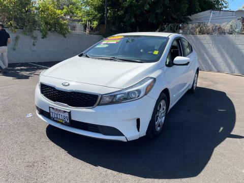 2017 Kia Forte for sale at Used Cars Fresno Inc in Fresno CA