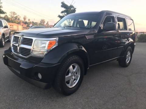 2008 Dodge Nitro for sale at Gold Coast Motors in Lemon Grove CA