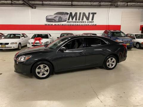 2016 Chevrolet Malibu Limited for sale at MINT MOTORWORKS in Addison IL