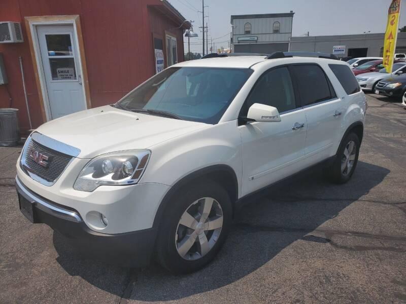 2012 GMC Acadia for sale at Curtis Auto Sales LLC in Orem UT