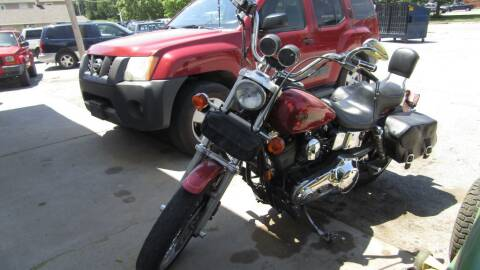 1998 HARLEY DAV FXDS CONVERTIBL for sale at MTC AUTO SALES in Omaha NE