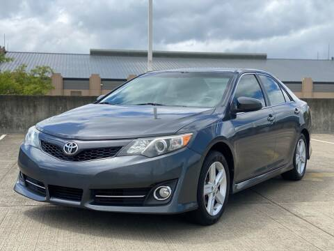 2012 Toyota Camry for sale at Rave Auto Sales in Corvallis OR