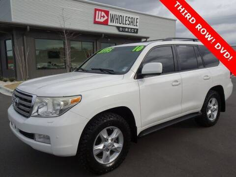 2010 Toyota Land Cruiser for sale at Wholesale Direct in Wilmington NC