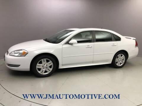 2013 Chevrolet Impala for sale at J & M Automotive in Naugatuck CT