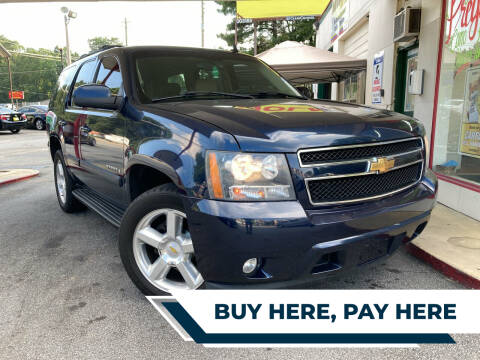 2007 Chevrolet Tahoe for sale at Automan Auto Sales, LLC in Norcross GA