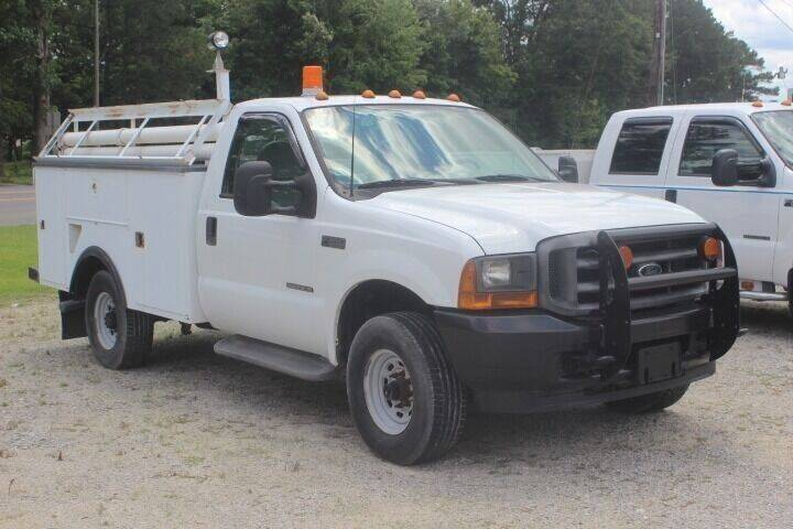 2001 Ford F-350 Super Duty for sale at Vehicle Network - Davenport, Inc. in Plymouth NC
