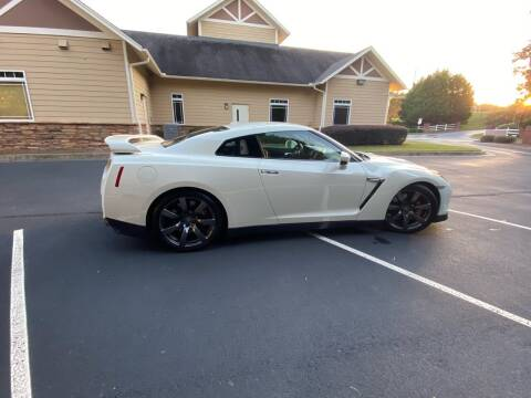 2009 Nissan GT-R for sale at Paramount Autosport in Kennesaw GA