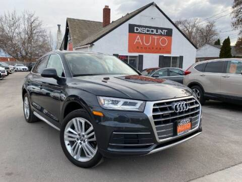 2018 Audi Q5 for sale at Discount Auto Brokers Inc. in Lehi UT