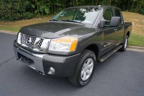2011 Nissan Titan for sale at Modern Motors - Thomasville INC in Thomasville NC