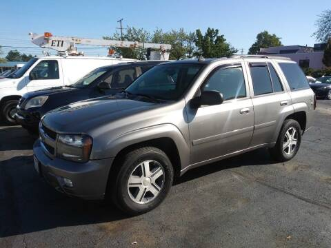 2007 Chevrolet TrailBlazer for sale at Lakeshore Auto Wholesalers in Amherst OH
