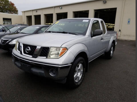 2005 Nissan Frontier for sale at Auto Town Used Cars in Morgantown WV